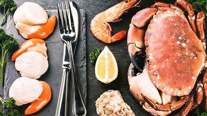 Vitalia.cz: Jak si doma uvařit kraba za 15 minut