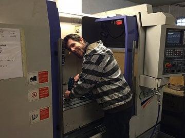Michal Dyntar, zakladatel RepRapObchod a 3D tiskáren Poseidon.