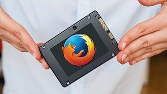 Root.cz: Firefox požírá SSD, zapisuje gigabajty denně