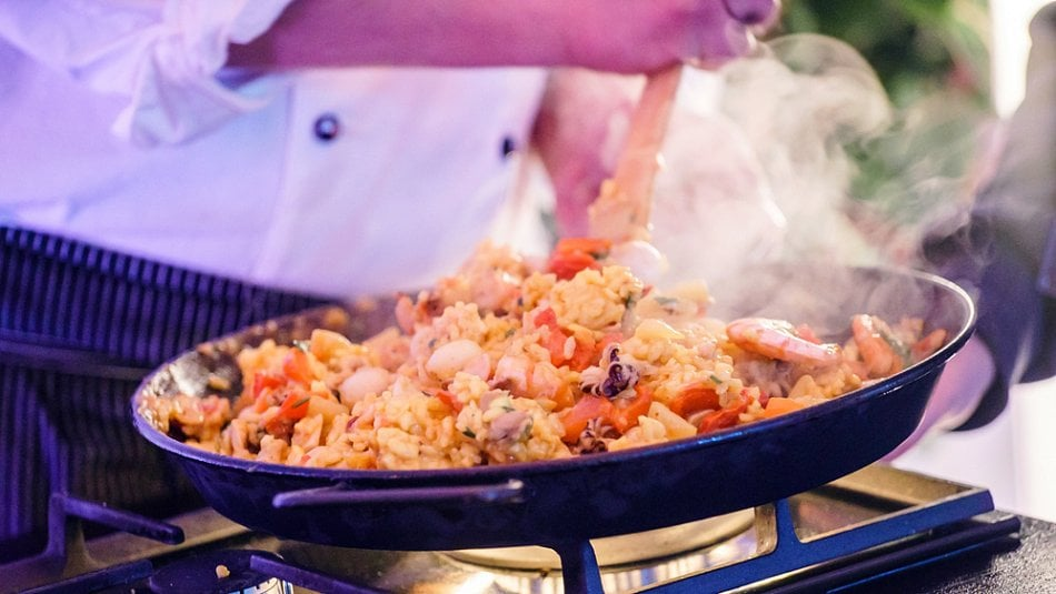 Paella: zásadní je správná pánev a rýže