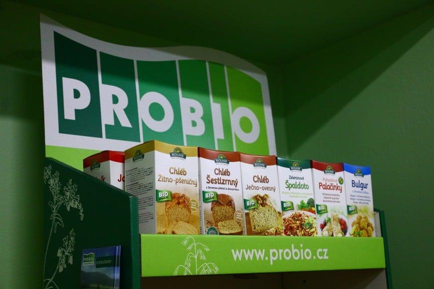 PRO-BIO - největší výrobce bio produktů v Česku