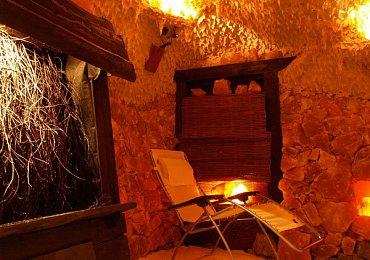 Vstup do solné jeskyně je jedním z benefitů, které vám může uhradit vaše zdravotní pojišťovna.