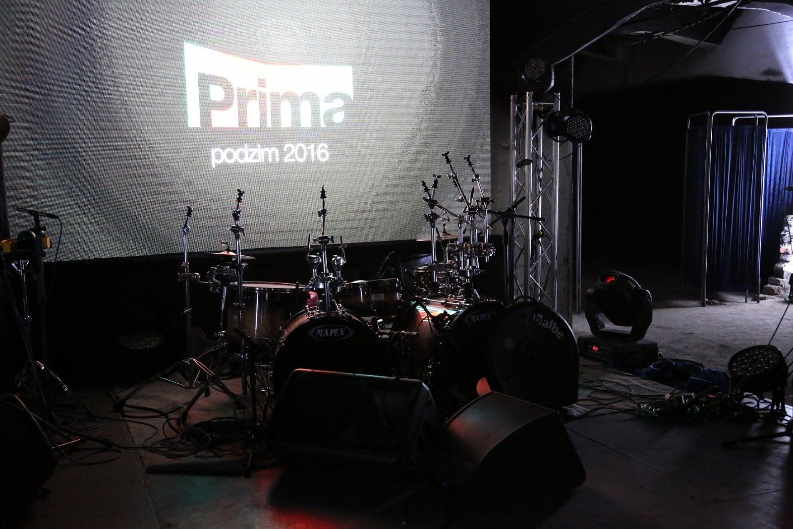 Tisková konference FTV Prima k podzimnímu programu 2016