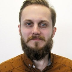 Michal Hanzal, paperless solution consultant, SEFIRA
