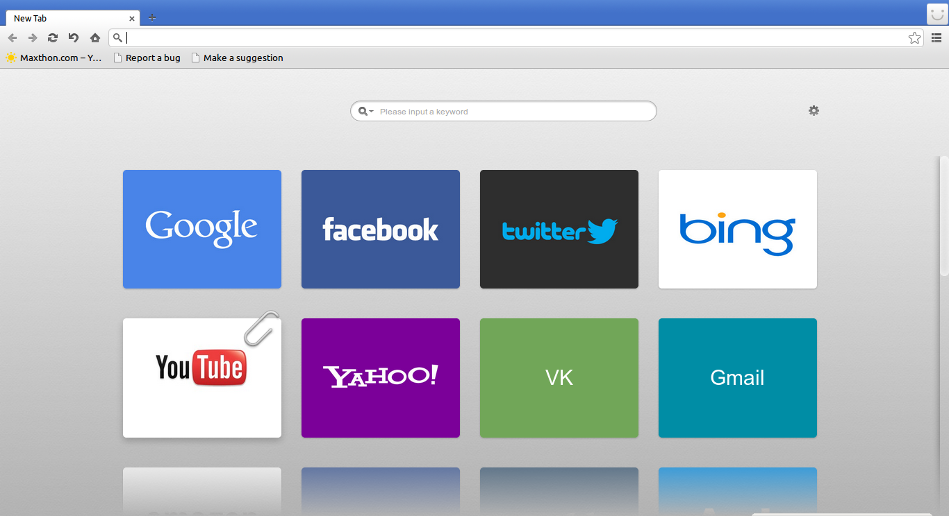 Maxthon pro Linux (beta)