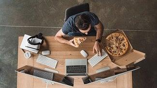 Programátor práce pizza