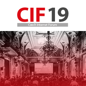 Logo Czech Internet Forum 2019