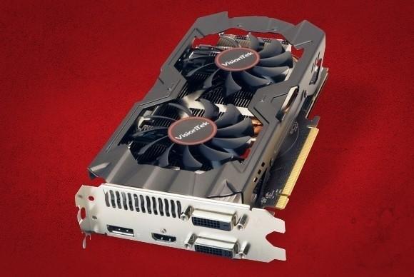 Grafická karta AMD Radeon R9 380 – stejně jako tato skvělá verze od firmy Visiontek je tím nejlepším, co můžete v oblasti grafických karet za cenu okolo 4 000 Kč koupit