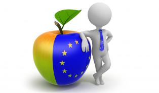 Jak velké musí být eurojablko