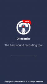 Stále dostupná aplikace QRecorder od nepálského vývojáře se jménem Ali Pharid. Tato je v pořádku.
