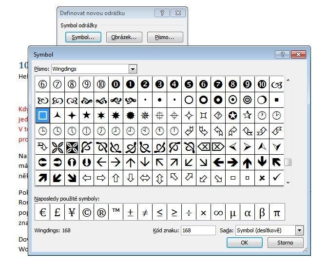 Vlastní styl pro kontrolní seznam vám urychlí formátování seznamu do podoby kontrolního seznamu