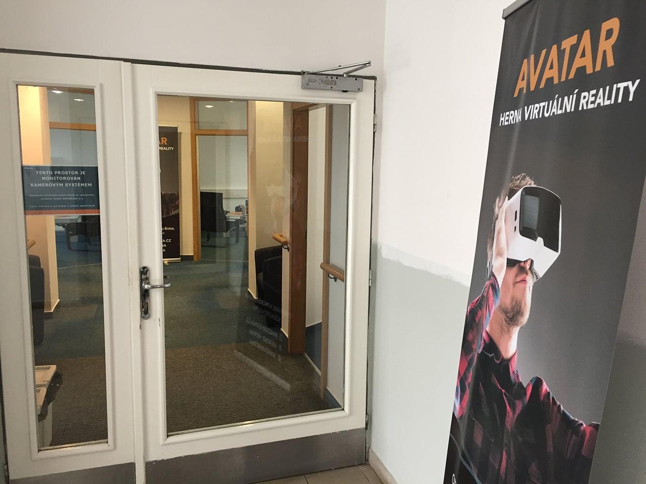 Avatar a Vortex, další podniky s virtuální realitou v Česku
