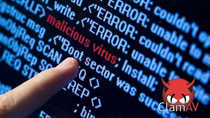 ClamAV: antivirus nejen pro poštu, přidání dalších signatur