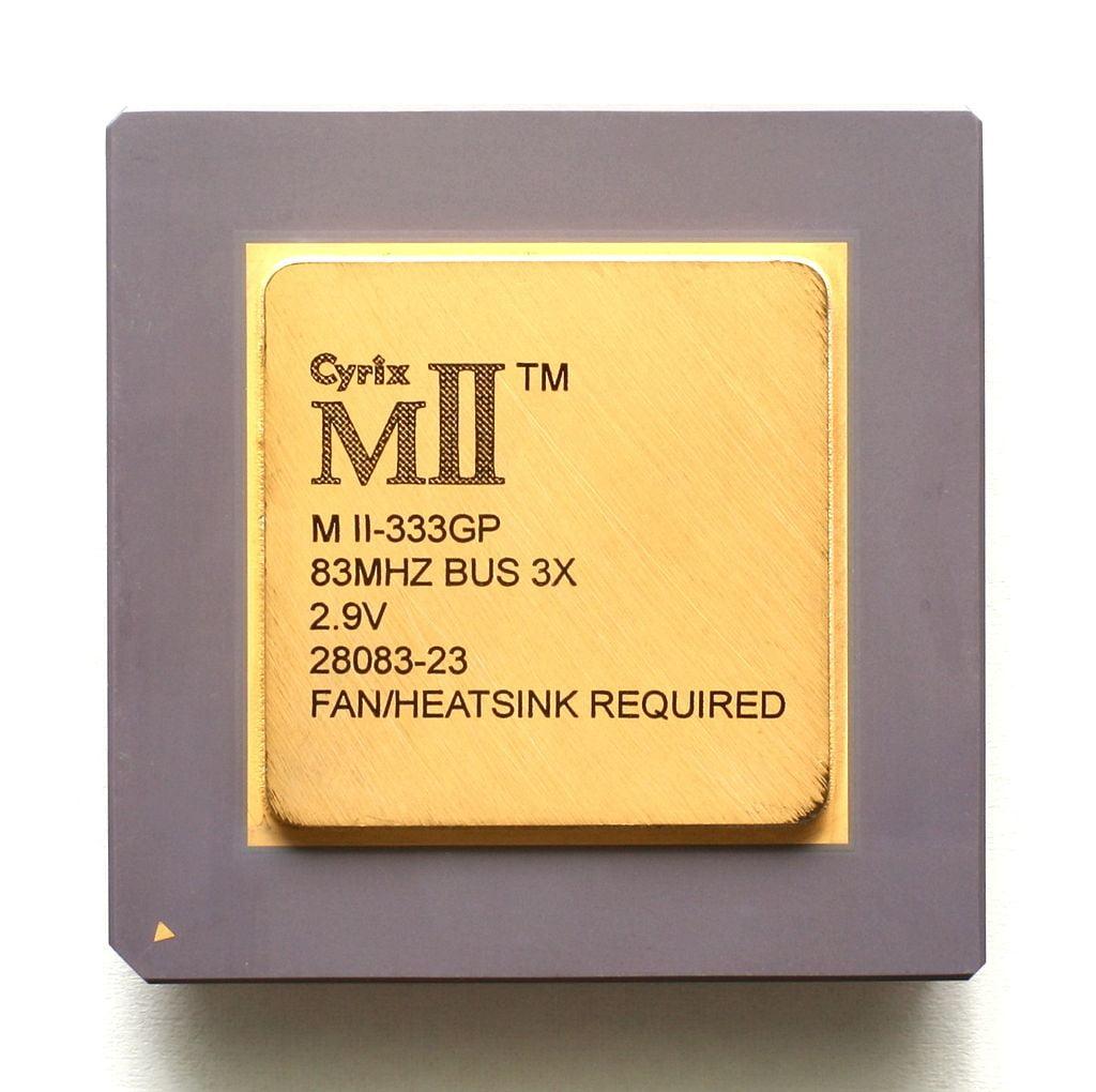 Cyrix MII PR300