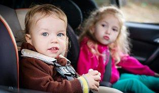 Ve Švédsku autosedačky nikdo moc neřeší