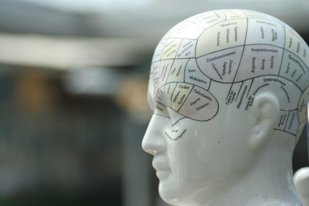 Fyziognomie a frenologie