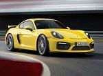 Porsche Cayman GT4– chlapi sobě