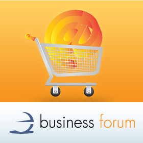 Logo E-Business Forum 2013
