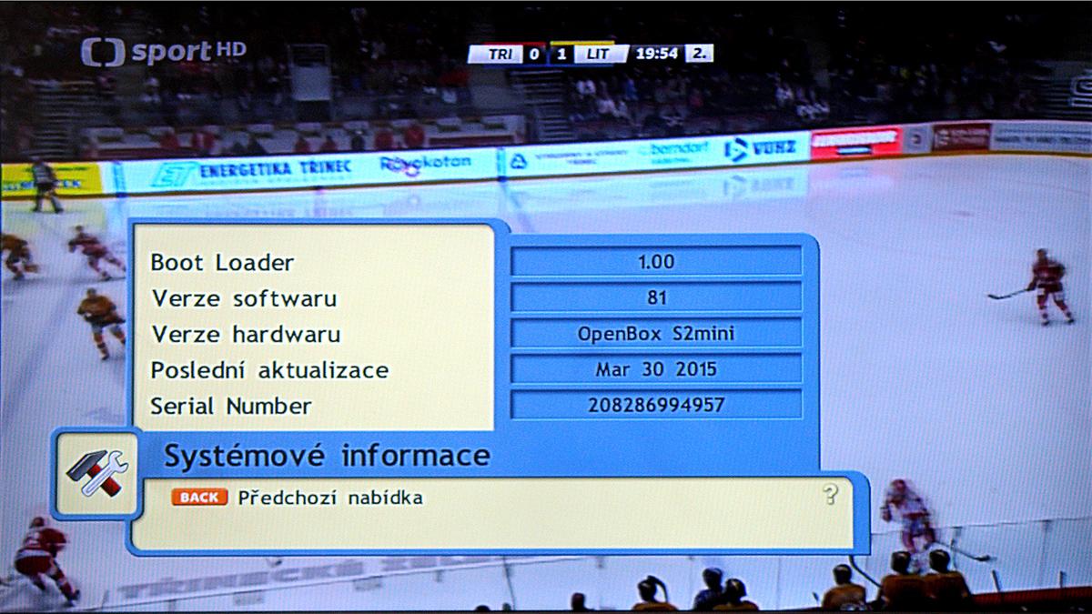 Přijímač Openbox® S2 MINI HD +