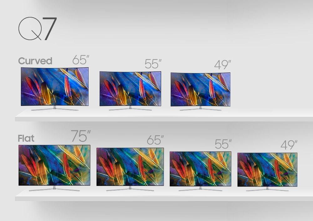 Samsung Frame a Q - IFA 2017