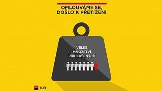 Lupa.cz: ČSOB a KB mají potíže s online bankovnictvím