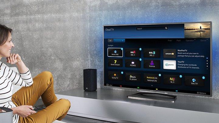 8000 series Ultraslanke Smart LED-TV - Philips