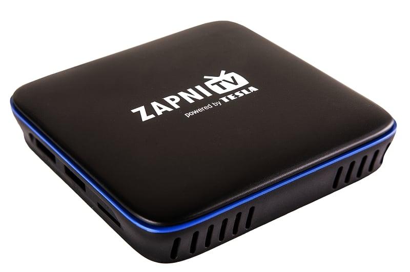 Zapni.TV Tesla MediaBox