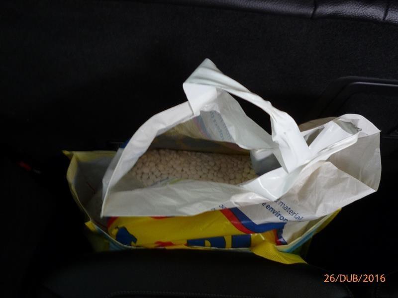 Drogy, které se našly nedaleko Liberce
