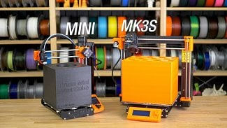 Průša Mini 3D