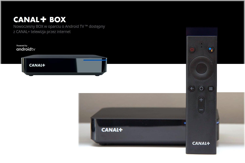 Další používané přístroje Canal+