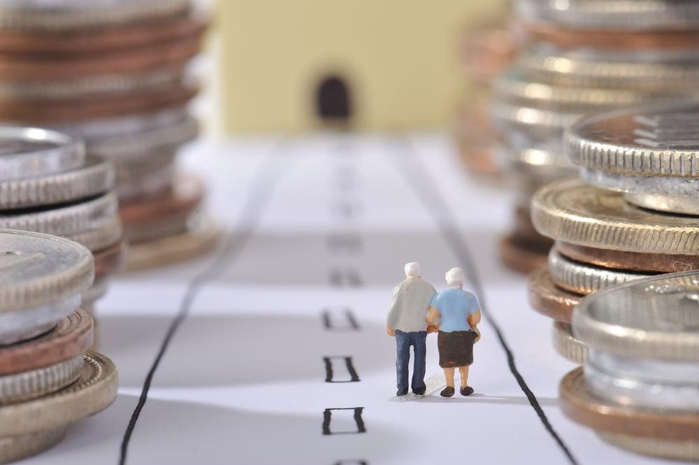 důchod, důchodci, penze, stáří, důchodce,