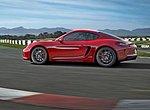 Porsche Boxster GTS aCayman GTS