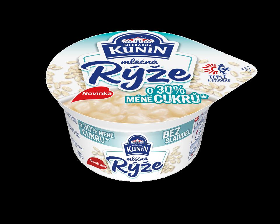 Produkty mlékárny Kunín
