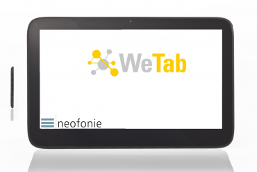 Německo-čínský WeTab byl vlastně netbookem převlečeným do šasi tabletu.
