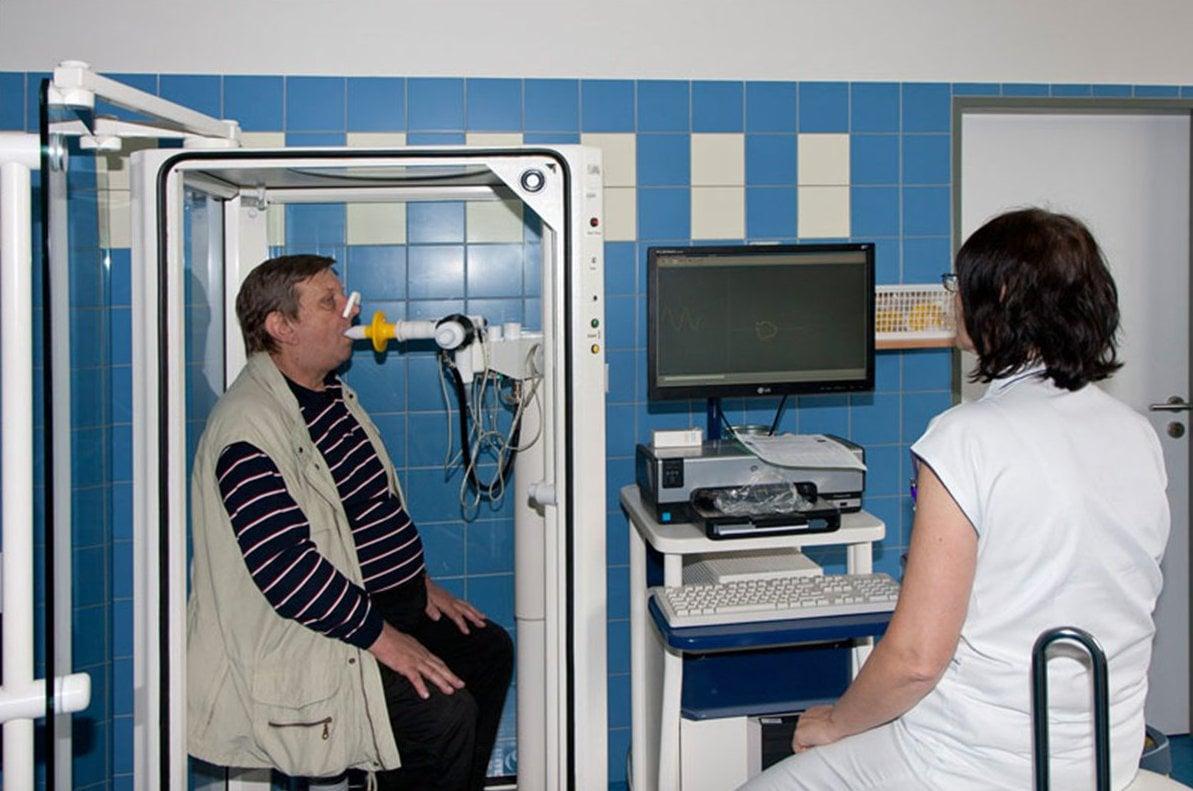 CHOPN: Chronická obstrukční plicní nemoc