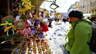 Podnikatel.cz: Co nabízí trhovci na velikonočních trzích v Praze