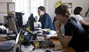 Sedavé zaměstnání aneb přímá cesta do invalidního důchodu