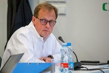 Generální ředitel České televize.
