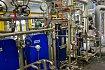 Výroba řepkového oleje je proces v trubkách
