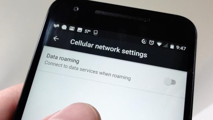 Pokud se chcete vyhnout nepříjemného překvapení na svém vyúčtování za služby mobilního operátora, pak se ujistěte, že jste v operačním systému Android vypnuli datový roaming