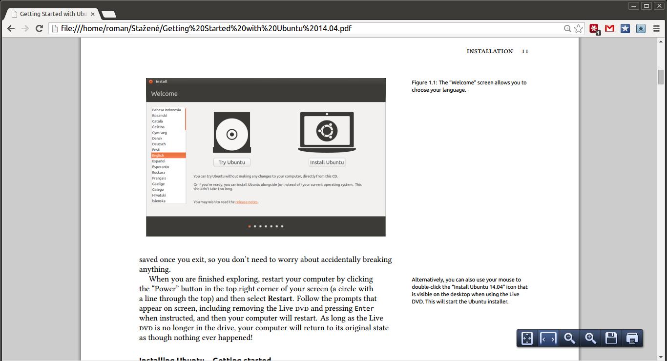 adobe reader for linux download