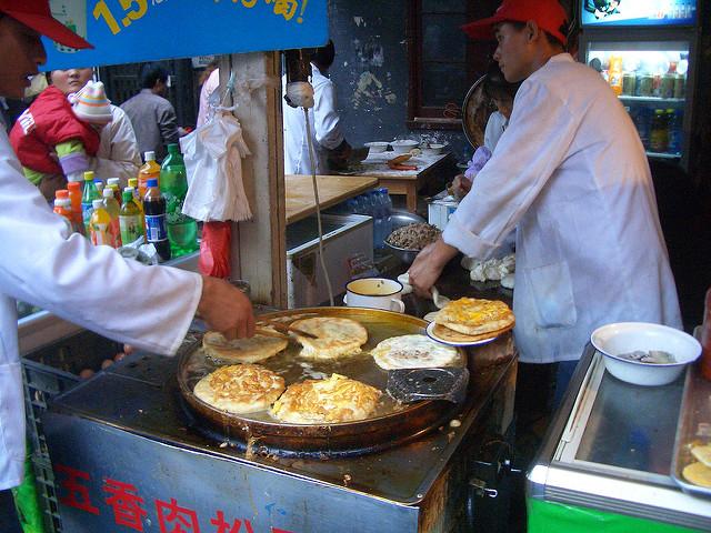 Zahraniční streetfood