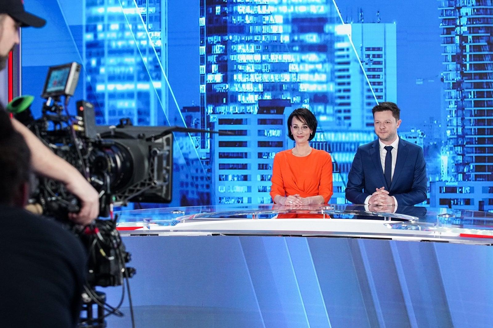 Markéta Dobiášová a Pavel Štrunc