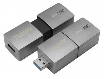 USB flash pameť Kingston DataTraveler Ultimate GT 2GB.