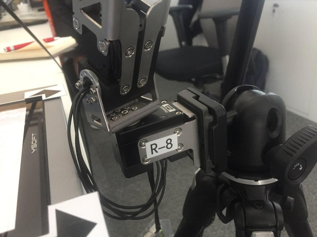 Robotická ruka (Robotic Arm) od brněnské společnosti Y Soft