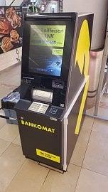 Raiffeisenbank modernizovala bankomaty. (2.7.2020)