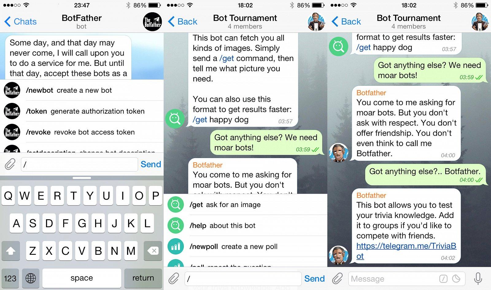 Telegram Roboti