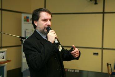 Aleš Špidla, ředitel odboru kybernetické a informační bezpečnosti Ministerstva vnitra ČR
