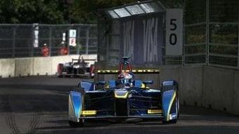 DigiZone.cz: Elektrická Formule E. Práva má Arena Sport