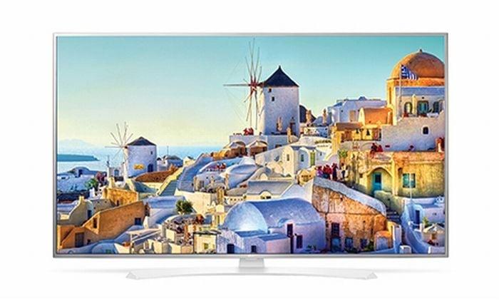 LG televizory 2016 s Wi-Fi - galerie